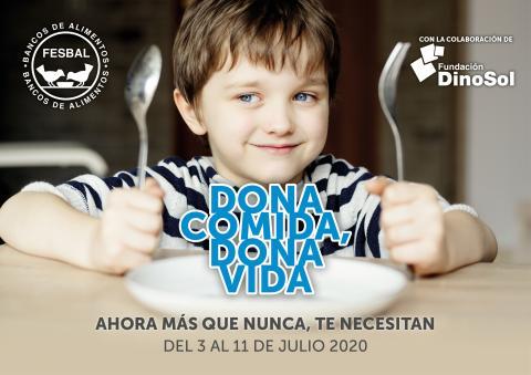"""Campaña """"Operación Kilo"""" de Fundación DinoSol"""