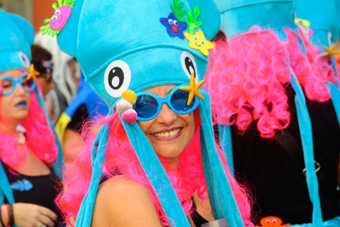 Carnaval. Las Palmas de Gran Canaria