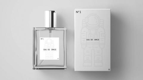 Perfume 'Eau de Space' de la NASA