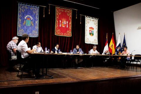 Pleno Ayuntamiento de Yaiza