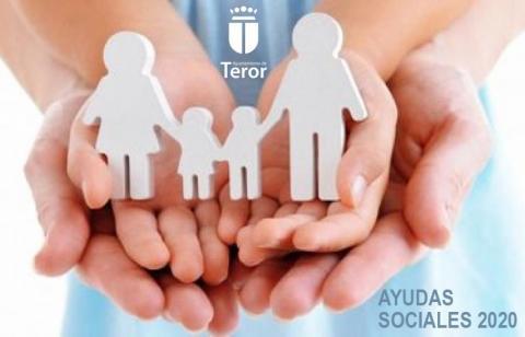 Teror. Ayudas sociales