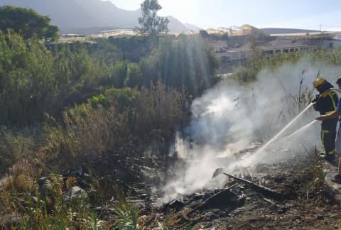 Prevención de incendios forestales. Gran Canaria
