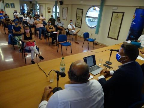 Asamblea Vela Latina Canaria