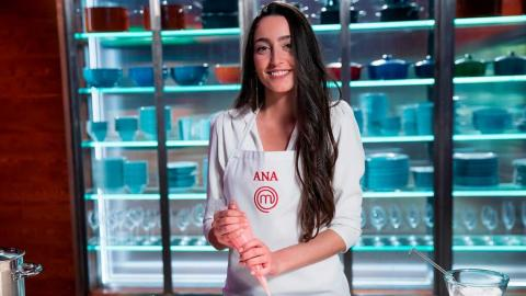 Ana Iglesias. Master Chef 8