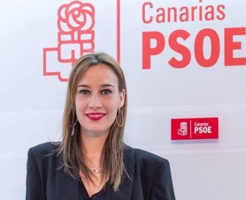 Nira Fierro. PSOE Canarias