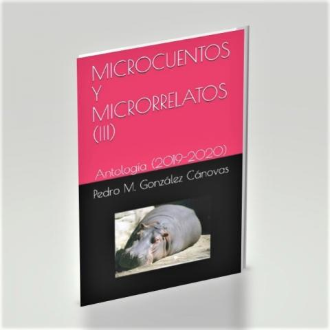 Nuevo libro de Pedro González Cánovas