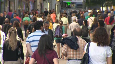 Población. Canarias