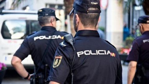 Policia Nacional. España