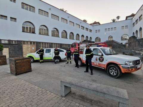 Protección Civil Teror. Gran Canaria