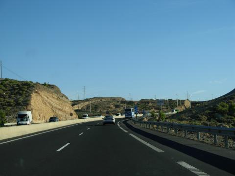 Autopista sur de Tenerife