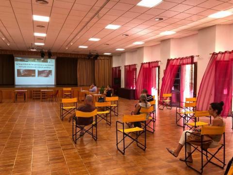 Valle Gran Rey avanza en el Plan de Emergencias Municipal