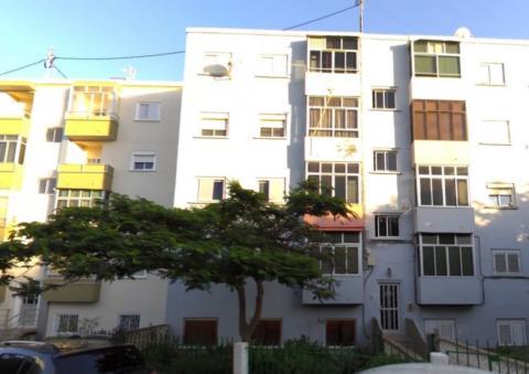 Viviendas del barrio de La Salud. Santa Cruz de Tenerife