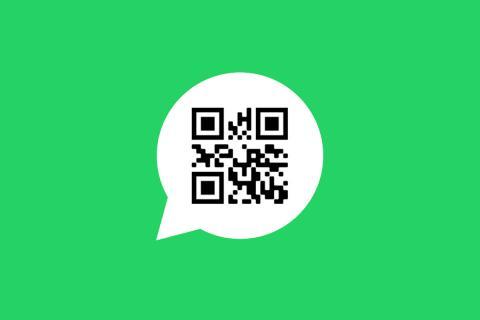 WhatsApp con códigos QR