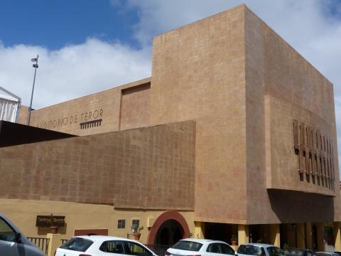 Auditorio de Teror. Gran Canaria