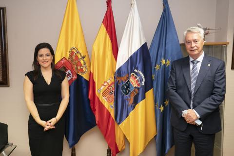 Yaiza Castilla y Santiago de Armas. Canarias