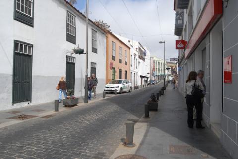 Calle de El Hierro