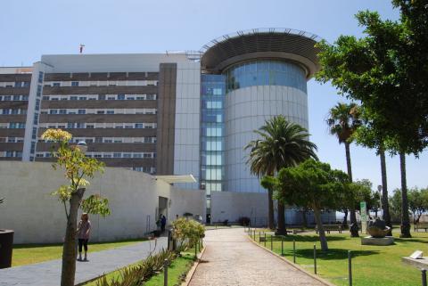 Hospital Universitario de Canarias. Tenerife