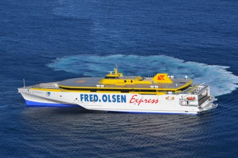 Bajamar Express de Fred. Olsen Express