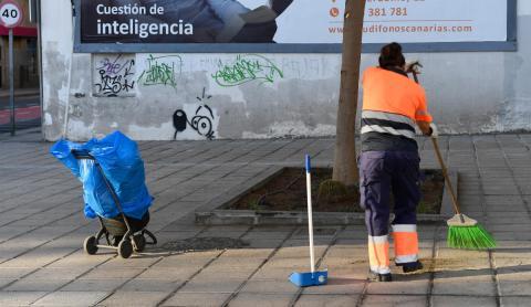 Limpieza. Las Palmas de Gran Canaria