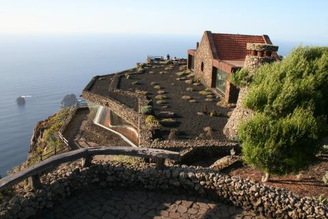 Mirador de La Peña. El Hierro. Canarias
