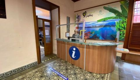 Oficina de Turismo de Gáldar