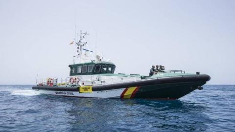 Patrullera de la Guardia Civil Río Tambre