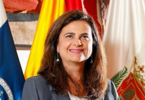 Rosa Viera, concejala del Ayuntamiento de Las Palmas de Gran Canaria