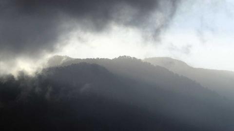 Tormenta sobre Gran Canaria