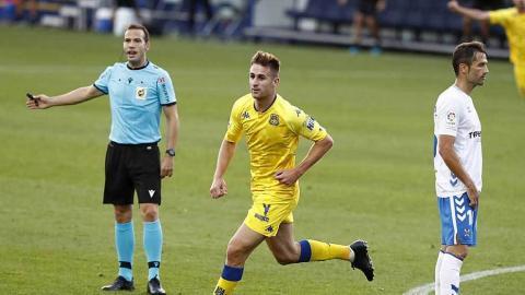 A.D. Alcorcón 2 - C.D. Tenerife 0