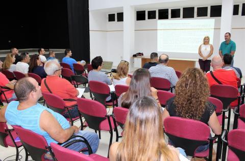 Granadilla de Abona convoca nuevas pruebas para la obtención del permiso de conducción de autotaxis