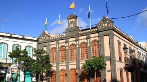 Ayuntamiento de Arucas. Gran Canaria