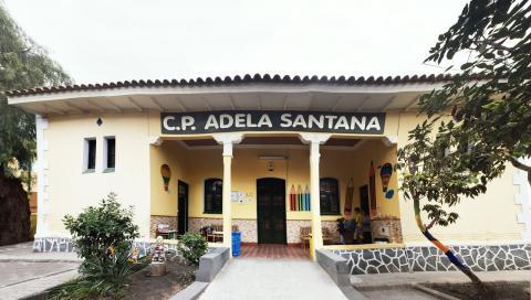 CEIP Adela Santana. Tafira Alta. Las Palmas de Gran Canaria