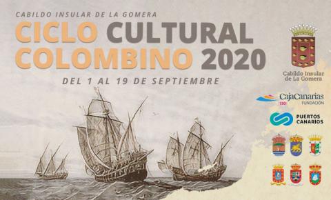 Ciclo Cultural Colombino. La Gomera