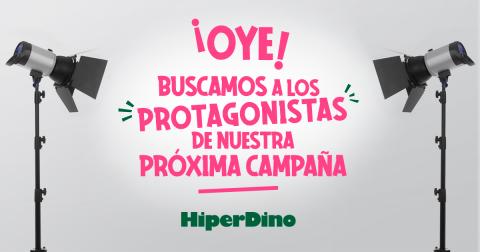 Concurso Aniversario HiperDino