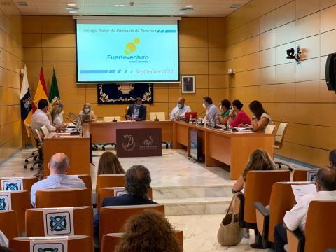Nuevo Consejo Rector del Patronato de Turismo de Fuerteventura