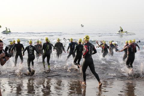 Ocean Lava Lanzarote Triathlon