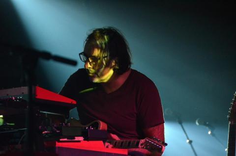 El músico Paco Loco