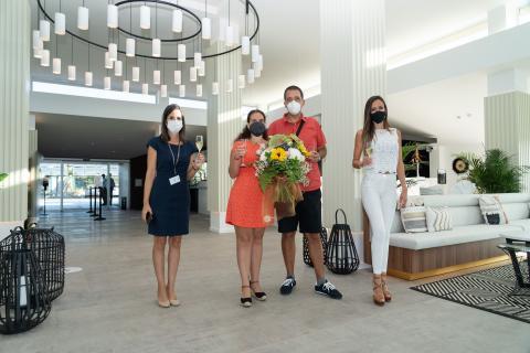 El hotel Kumara Serenoa by Lopesan Hotels abre sus puertas. Gran Canaria