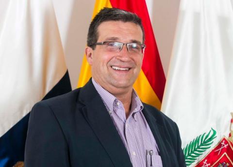 Javier Doreste, concejal de Unidas Podemos en el Ayuntamiento de Las Palmas de Gran Canaria