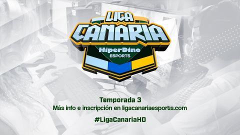 Liga Canaria de Esports HiperDino