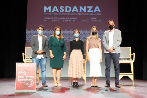 Presentación de Masdanza