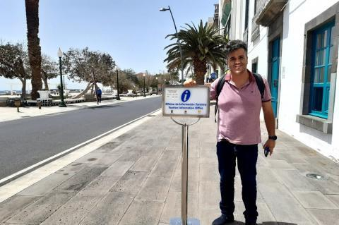 Oficina de Información Turística de Arrecife. Lanzarote