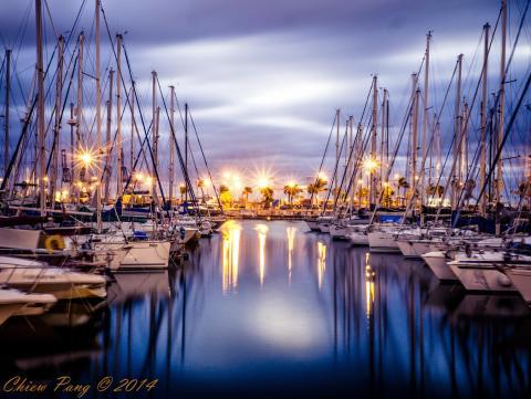 Muelle Deportivo. Las Palmas de Gran Canaria