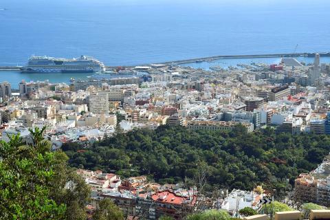 Santa Cruz de Tenerife. Tenerife