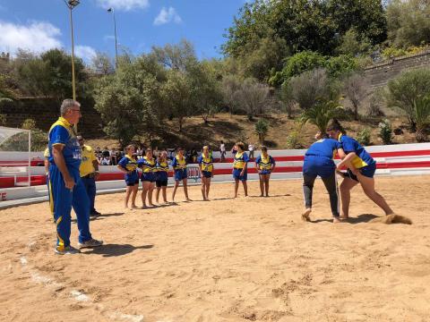 Escuela de Lucha Canaria