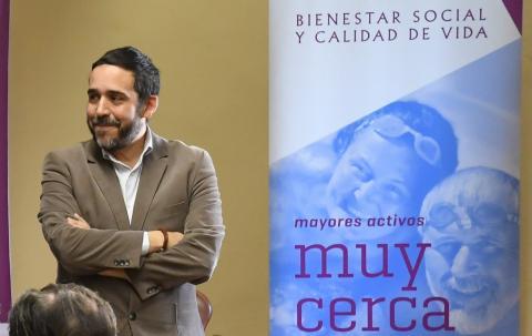 Rubens Ascanio, concejal del Ayuntamiento de La Laguna