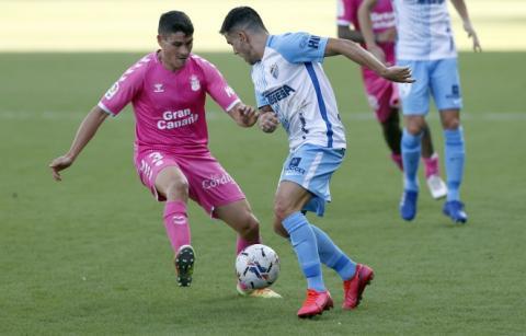 Málaga C.F. 0 - U.D. Las Palmas 0