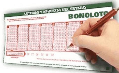 Boletos de la Bonoloto