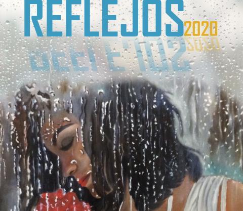 El Teatro Juan Ramón Jiménez de Telde acoge la exposición pictórica 'Reflejos'