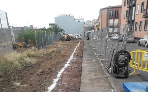 Calle Plasencia. La Laguna. Tenerife